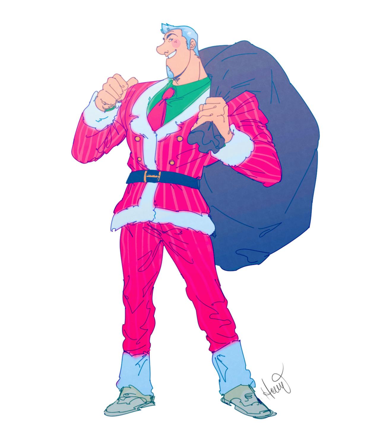 GORILLAPRUTT — Steve Claus from Arthur Christmas I I mean he's.