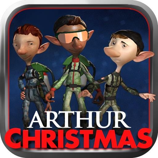 Arthur Christmas: Elf Run by Spin.