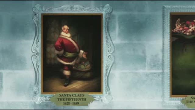 Arthur Christmas: Movie Clip.