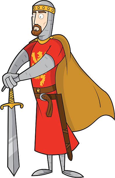 King Arthur Clipart.