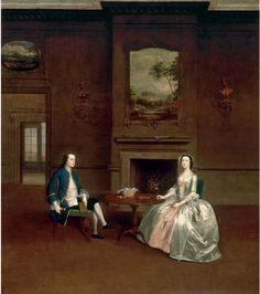 Arthur William Devis, 1762.