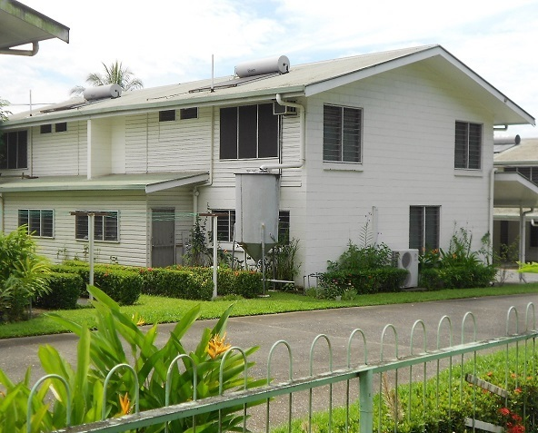 Townhouse for rent in Lae ID 12224.