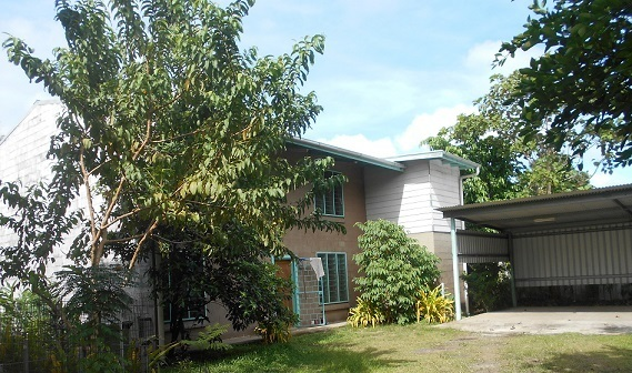 Duplex for sale in Lae ID 13340.