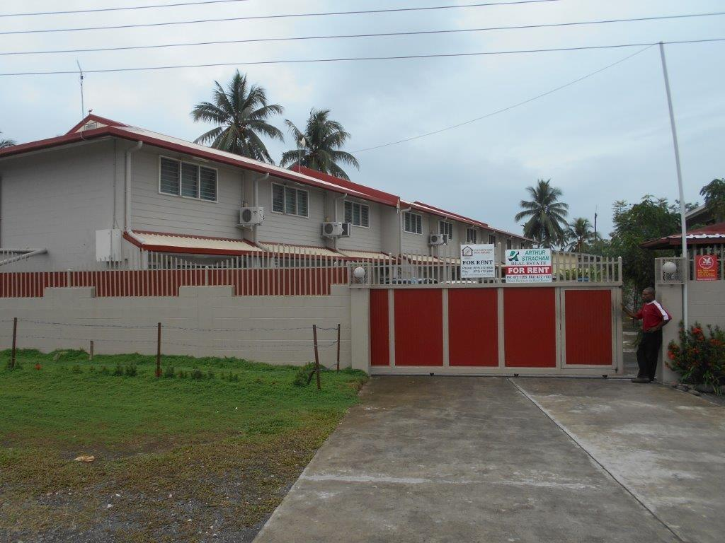 Apartment for rent in Lae ID 12746.