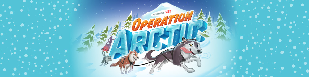 Operation Arctic Answers VBS 2017.
