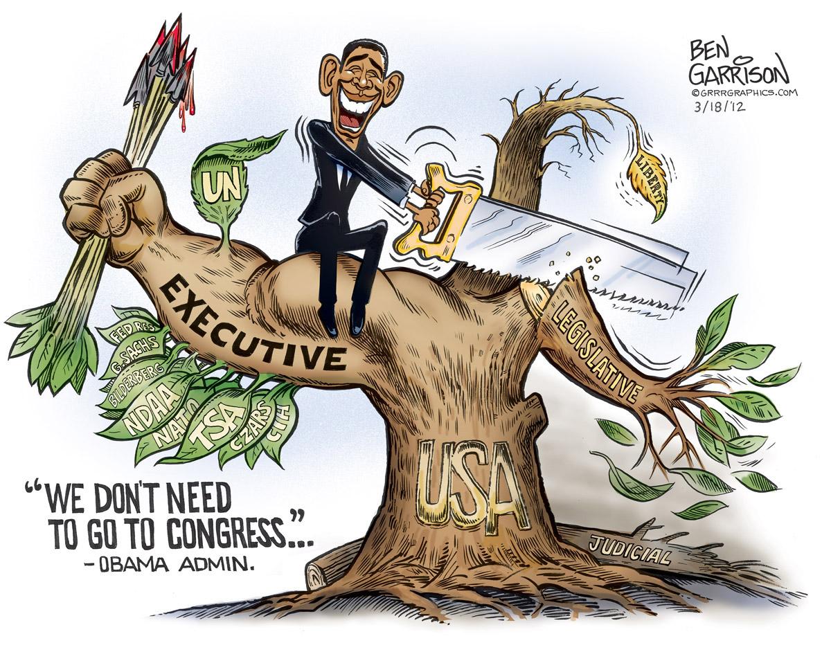 Clip Art of Pres Obama Political Cartoons.
