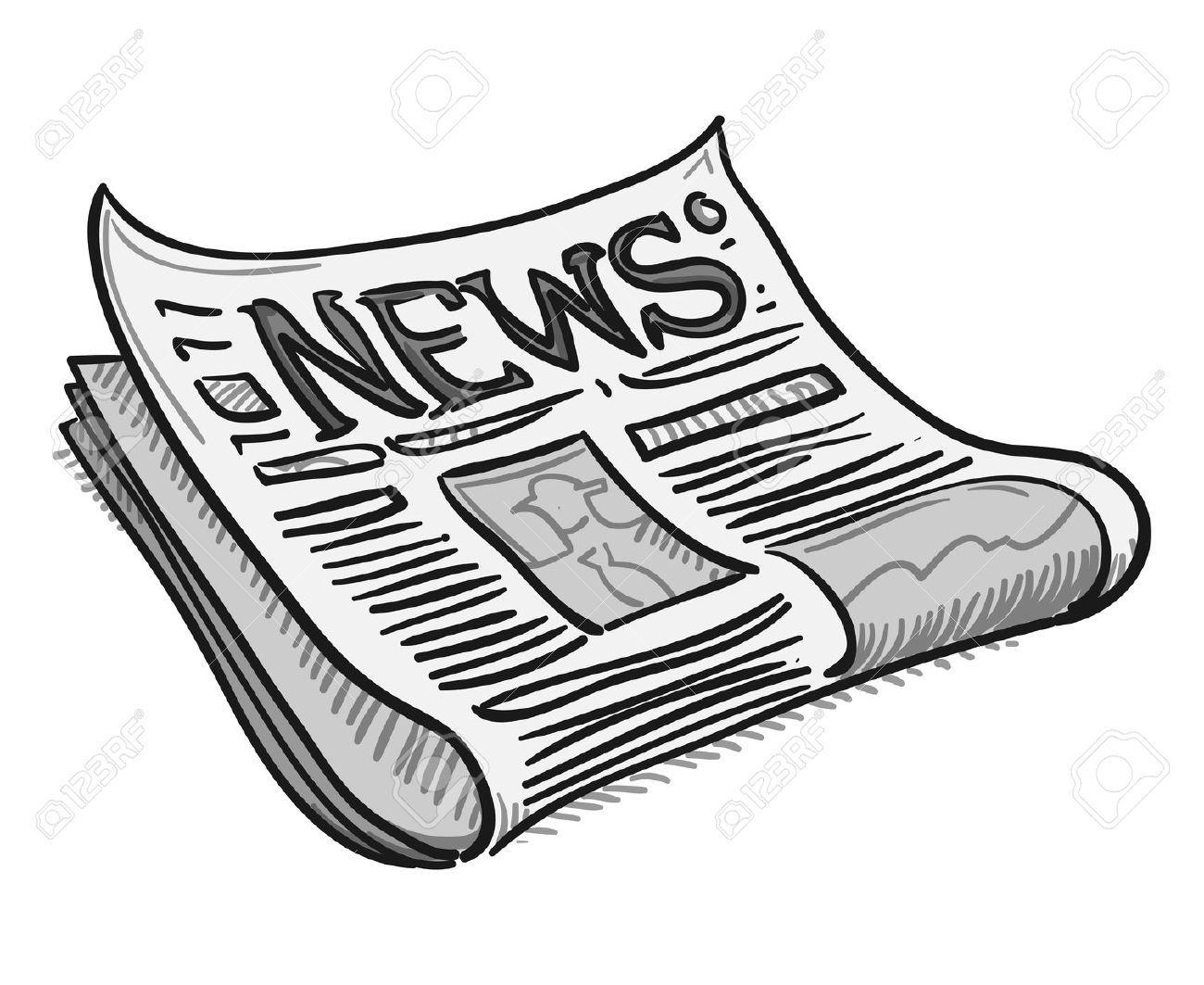 Newspaper article clipart 4 » Clipart Portal.