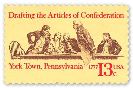 Articles Of Confederation Clipart & Clip Art Images #13438.