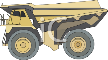 Articulated Dump Truck.