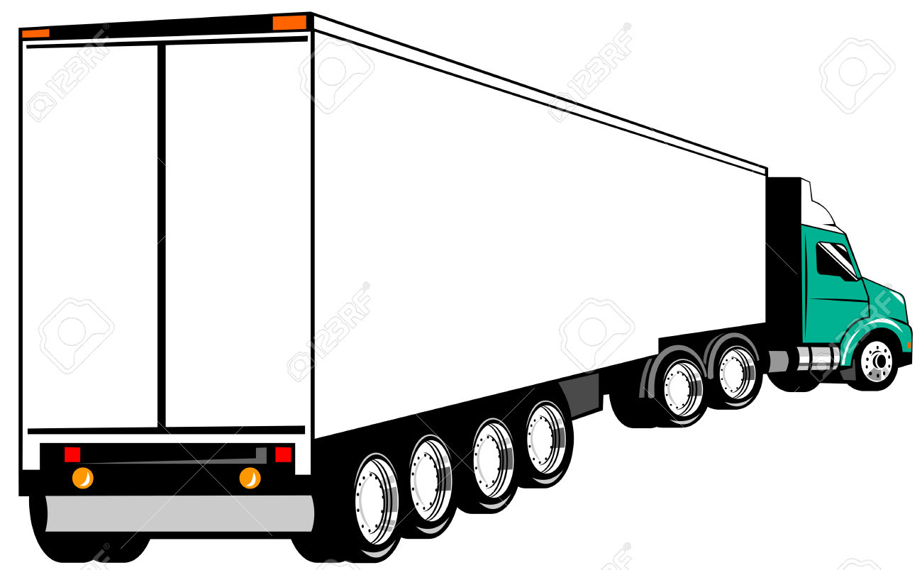 Articulated Truck Royalty Free Cliparts, Vectors, And Stock.