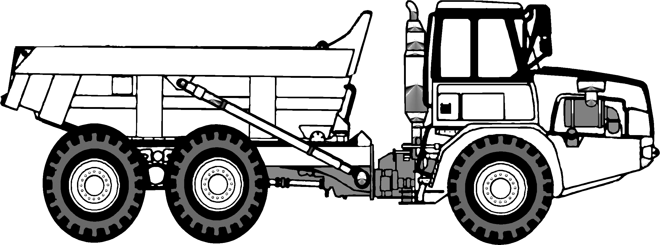 Articulated Vehicles Clipart Clipground