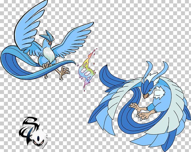 Articuno Moltres Zapdos PNG, Clipart, Anime, Art, Articuno, Artwork.