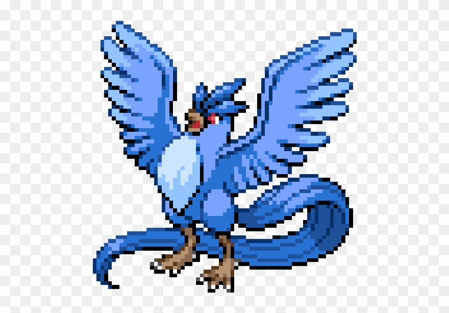 Articuno Transparent Pokemon 2000 Clip Free Library.