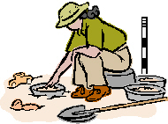 Archaeology Artifact Clipart.