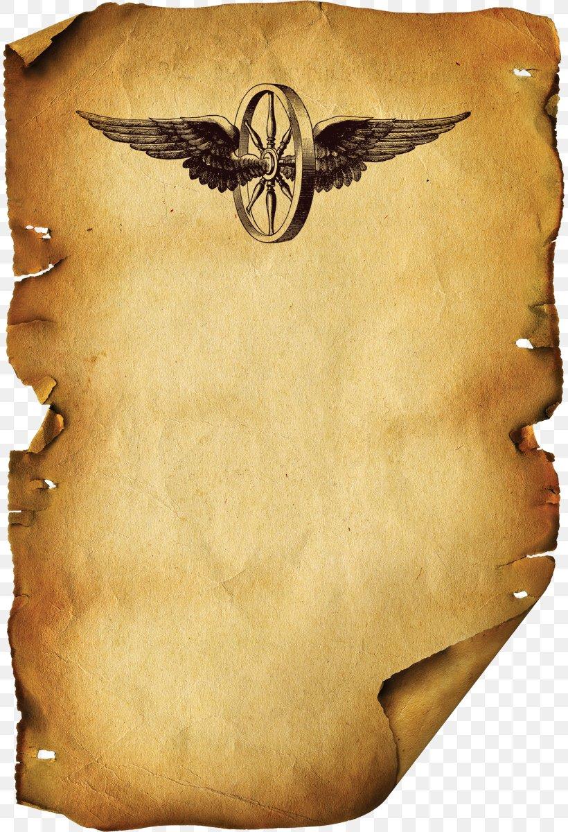 Paper Parchment Scroll Clip Art, PNG, 811x1200px, Paper.