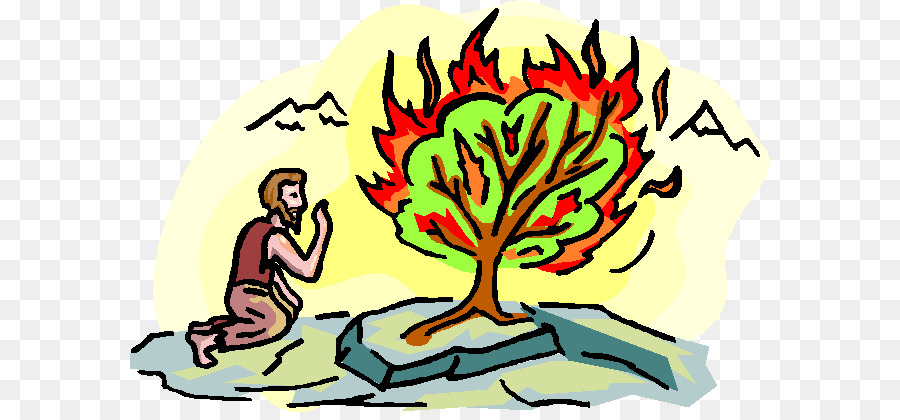 Burning bush clip art clipart images gallery for free.