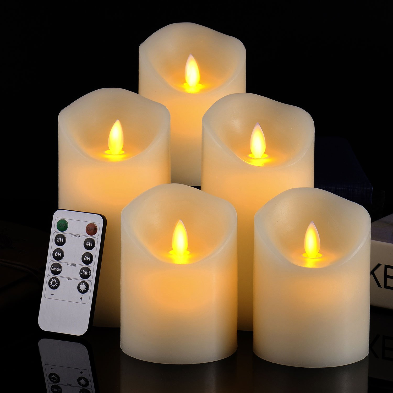 Artificial Candle Clipart Clipground