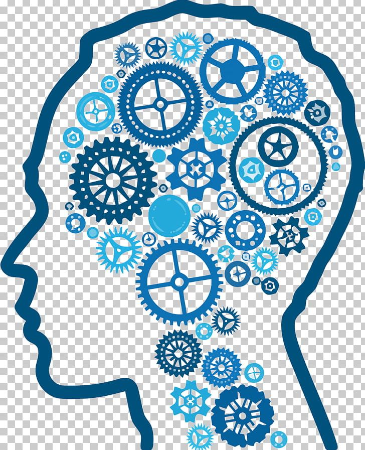 Artificial Intelligence Cognition Thought PNG, Clipart, Blue.