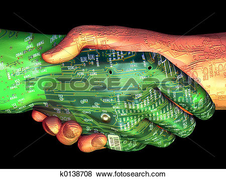 Stock Illustration of Artificially Organi k0138708.