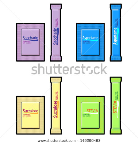 Artificial Sweeteners Stock Images, Royalty.