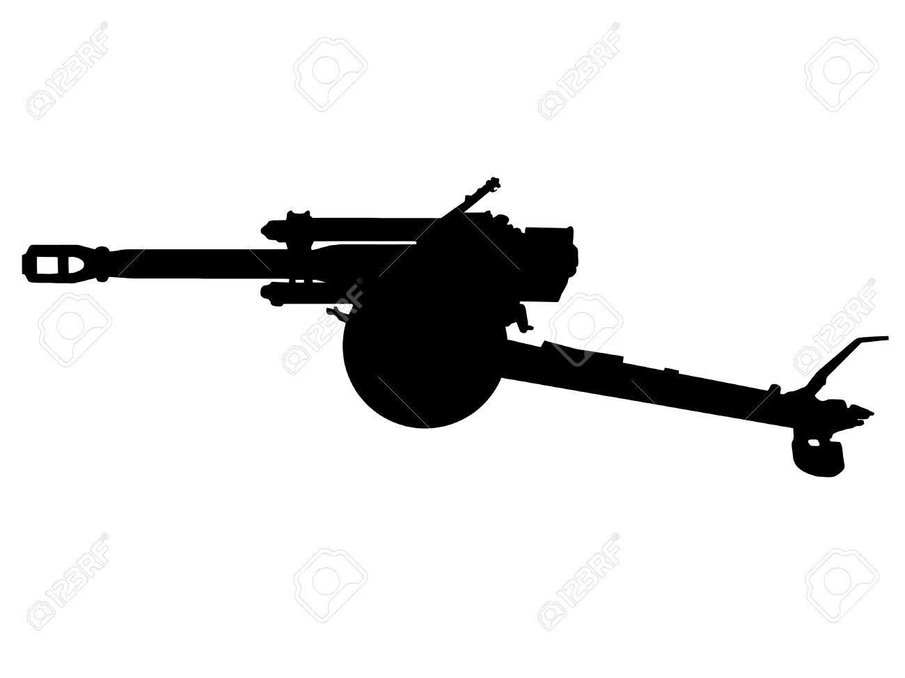 Artillery Clip Art.