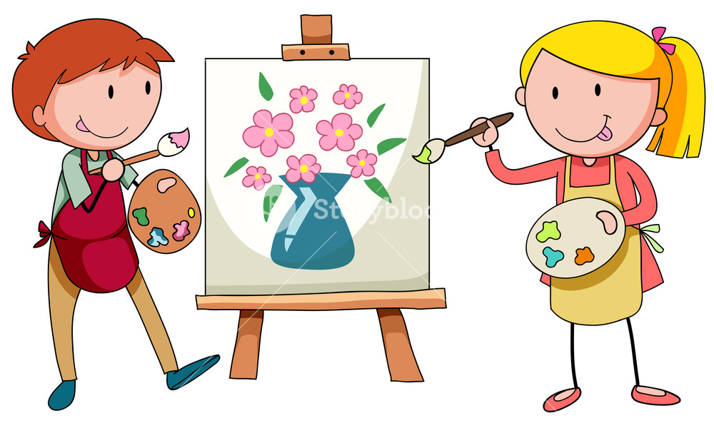 Artist clipart painter, Artist painter Transparent FREE for.