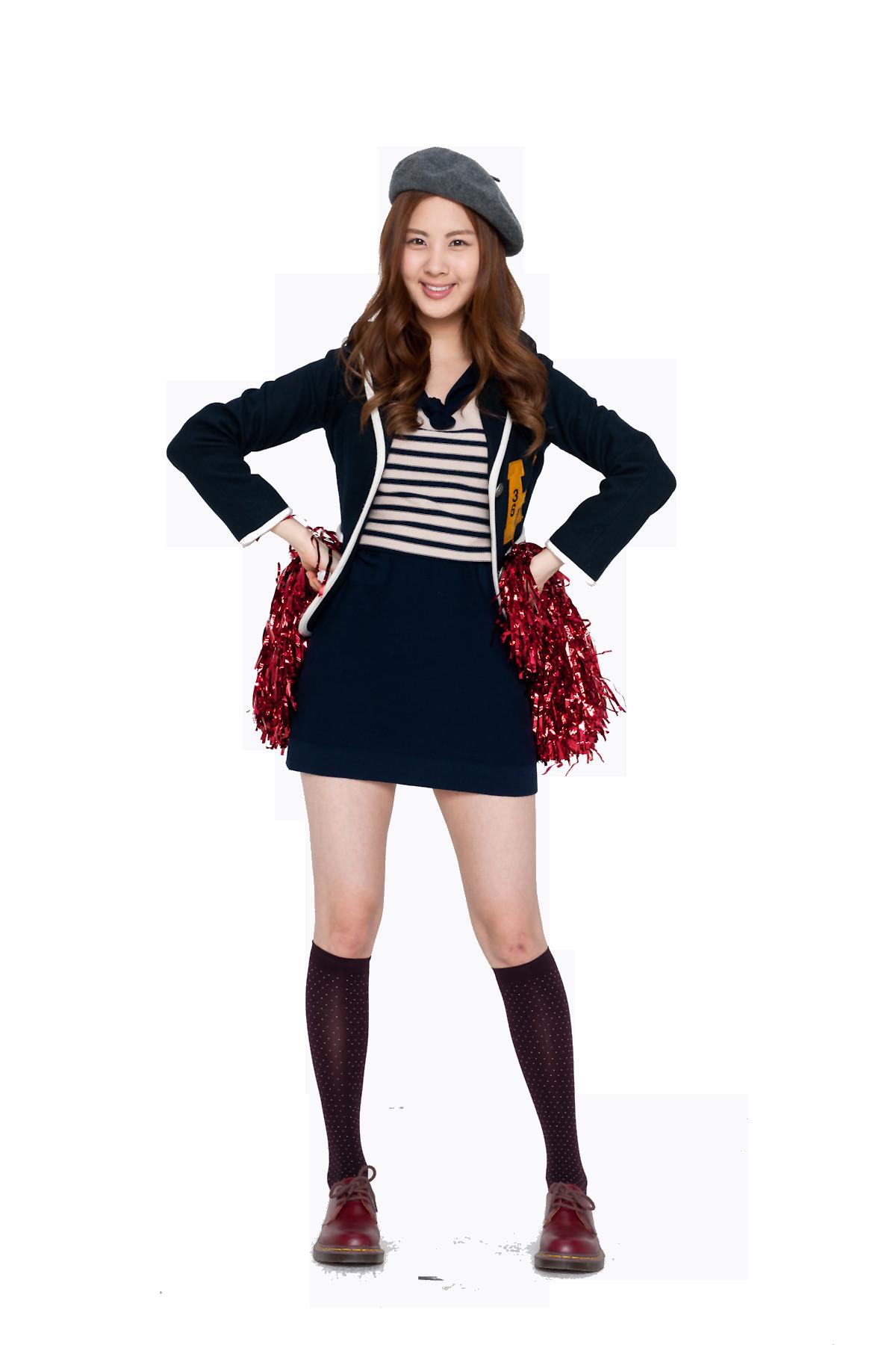 PNG Kpop Artist : Seohyun.