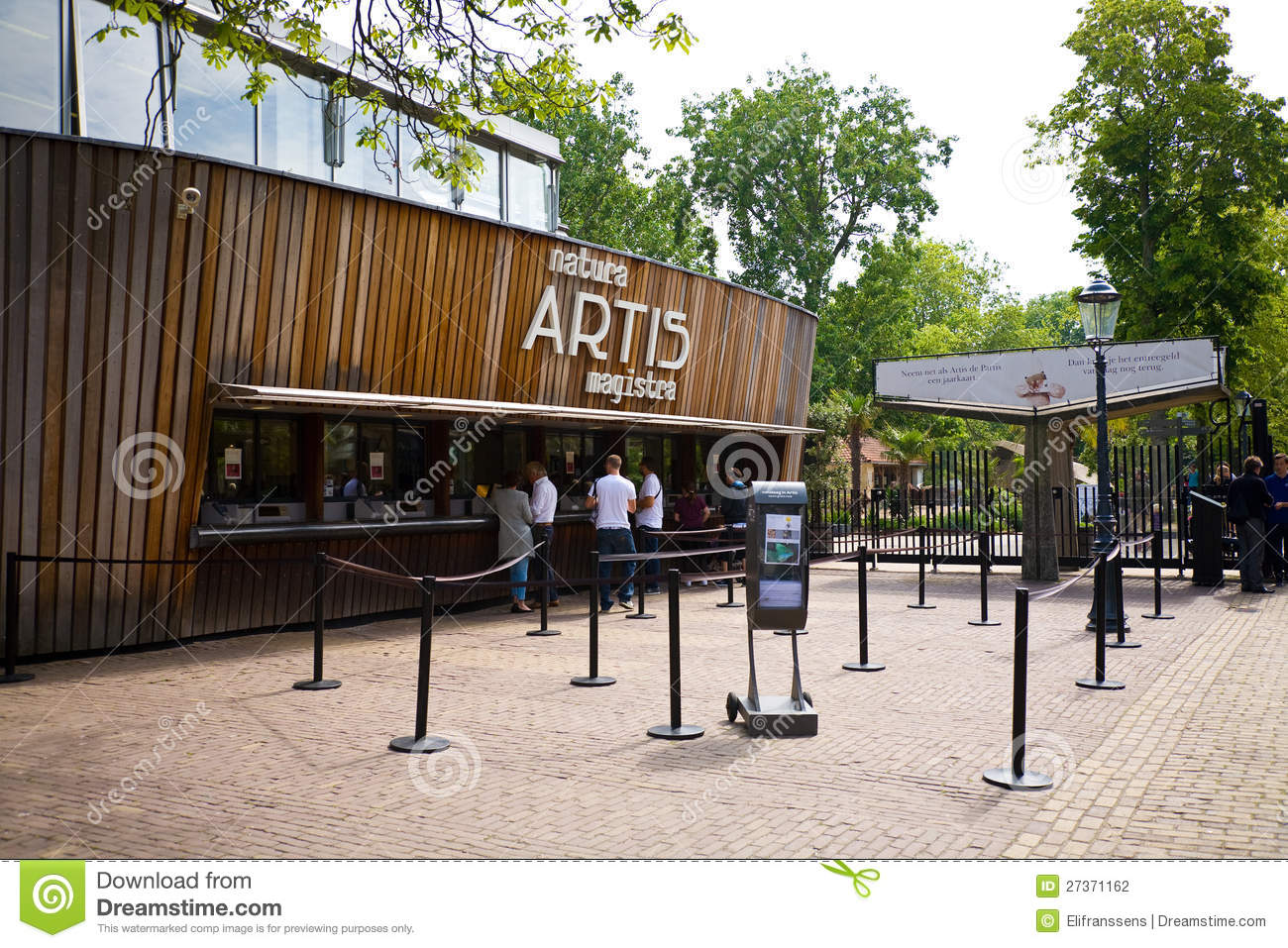 Artis Zoo, Amsterdam Editorial Photography.