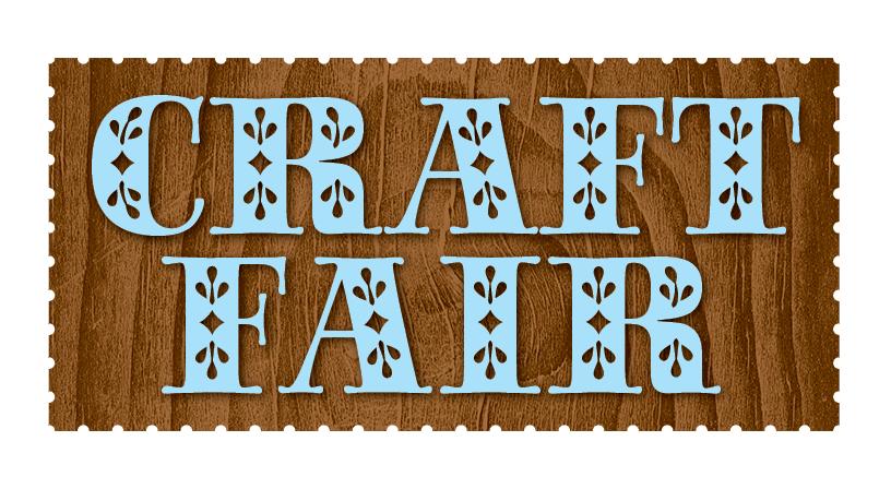 Craft Bazaar Clipart.