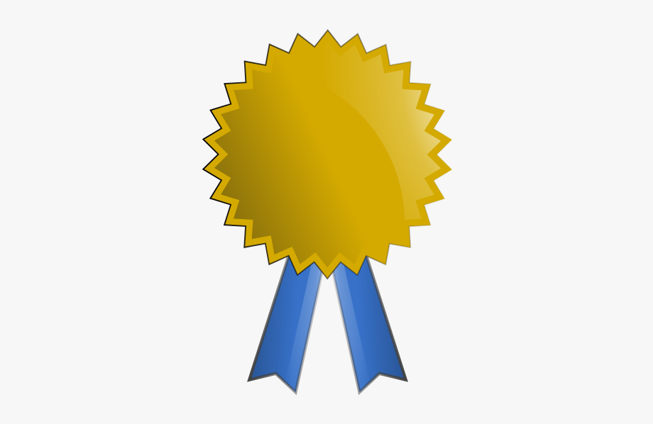 Clip Art Star Award Clipart Image.