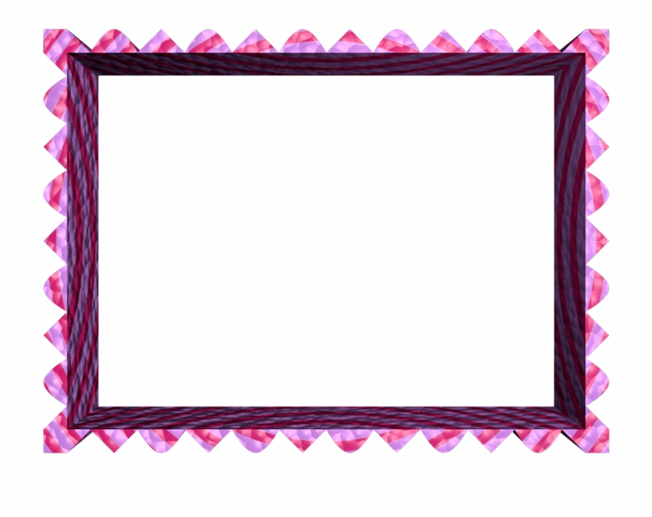 Download Pink And Red Border Clipart Borders And Frames.