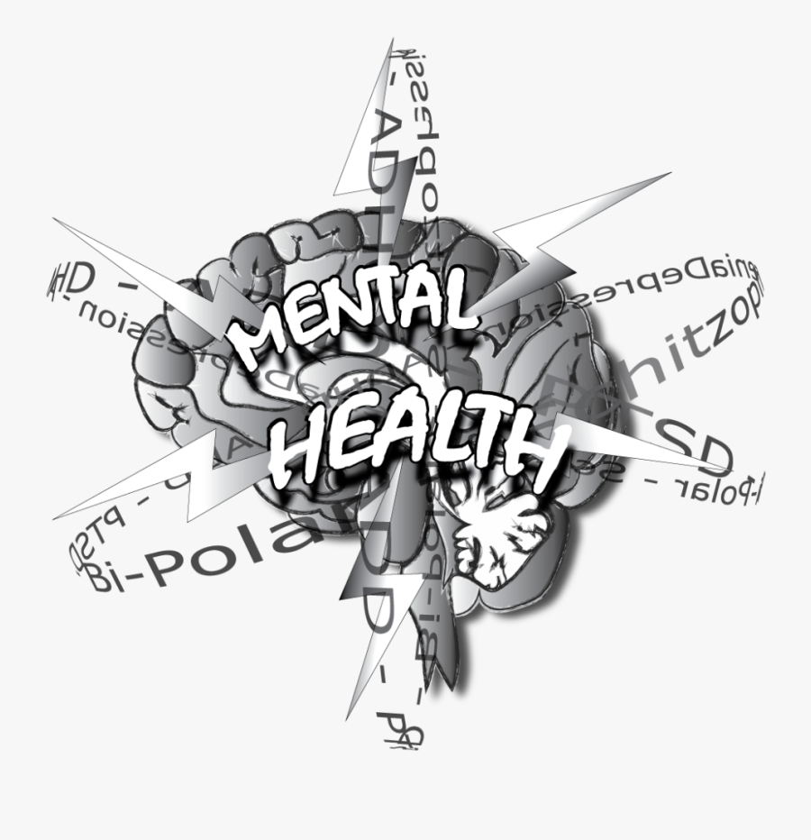 Brain Clipart Mental Health.