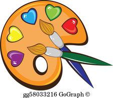 Artist Clip Art.