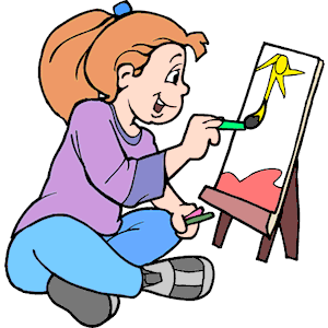 Pix For > Artist Clipart Free.
