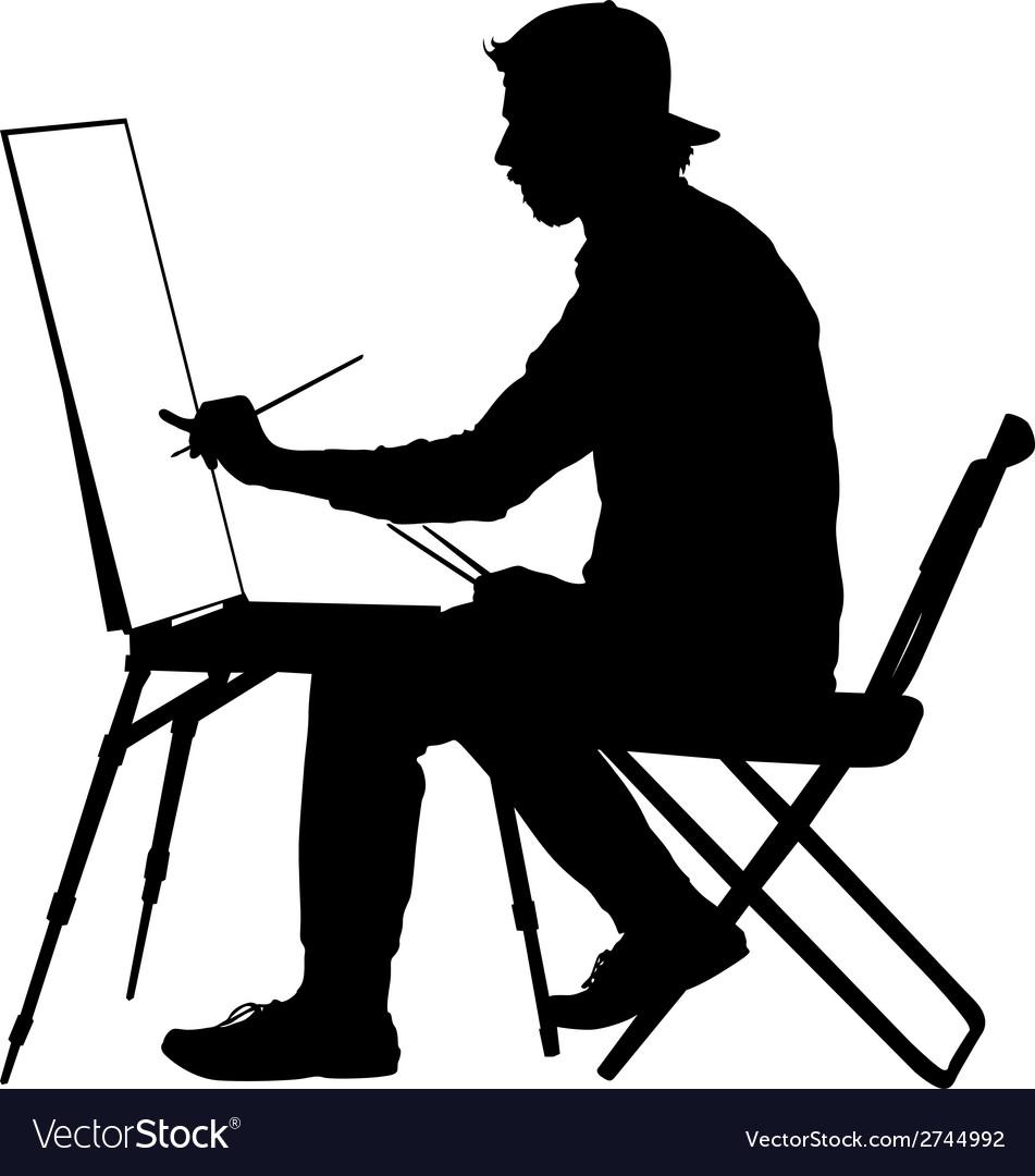 Silhouette Artist.