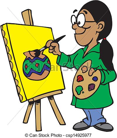 Artist Clip Art Free.