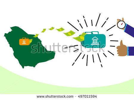 Money Laundering Bank Illegal Activities Concept Stock Vector.