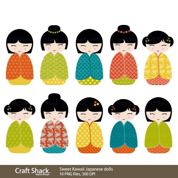 1000+ images about Kokeshi Dolls on Pinterest.