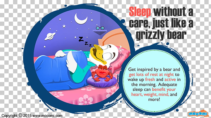 Circle Cartoon Organism Font, sleeping Brain PNG clipart.