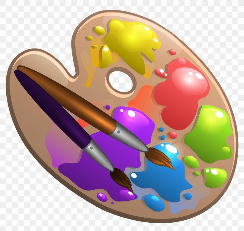 Palette Paintbrush, PNG, 5903x5599px, Palette, Art, Artist.