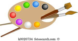 Artists palette Illustrations and Clipart. 2,471 artists palette.