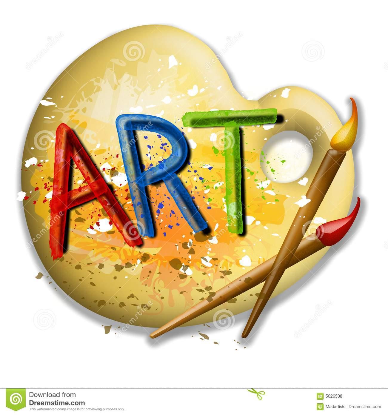 Art Stock Illustrations.