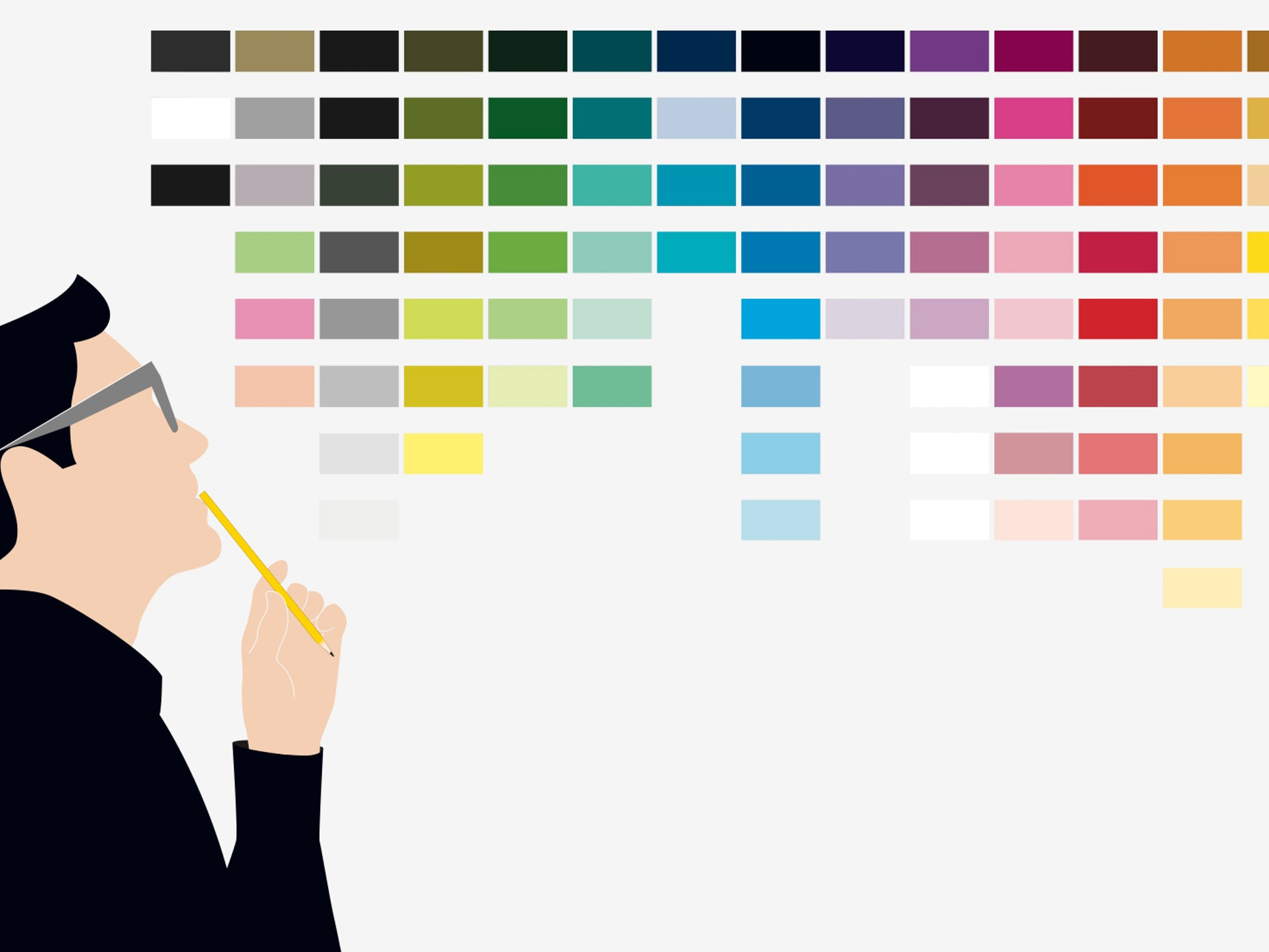 Color meanings and the art of using color symbolism.