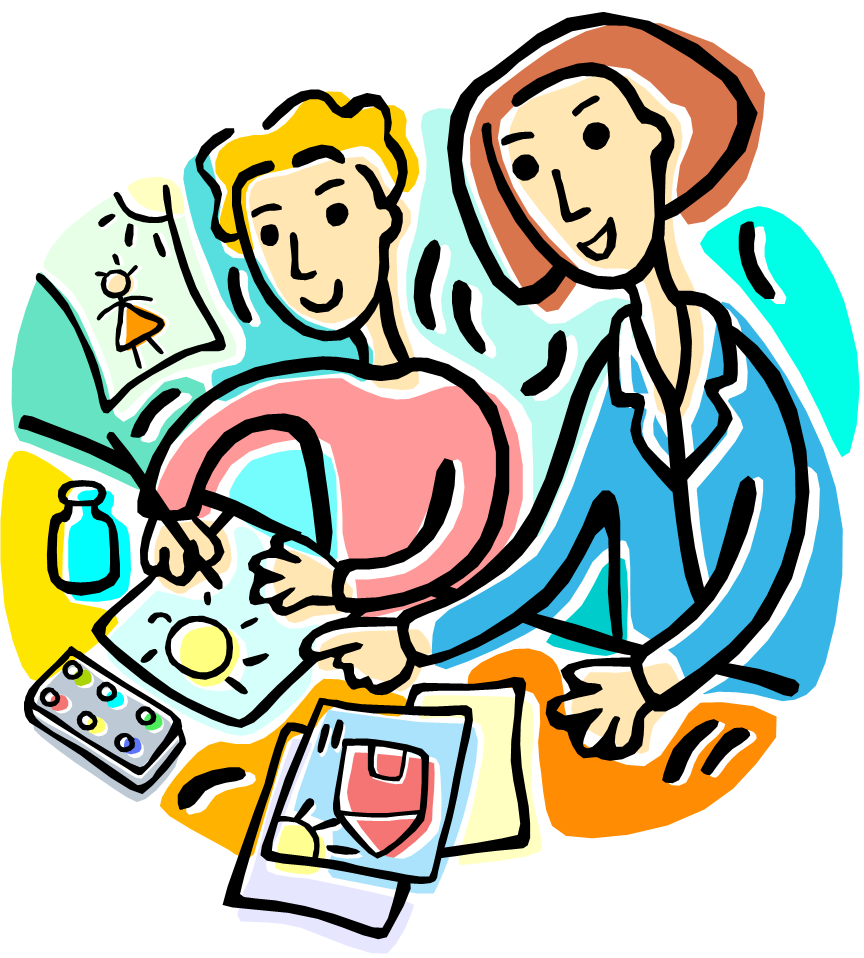Artist workshop clipart #3