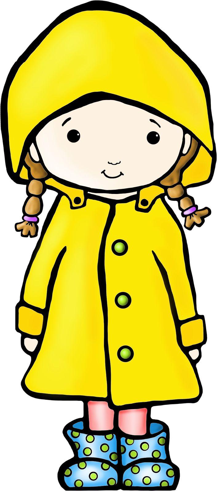 Rain coat clipart - Clipground