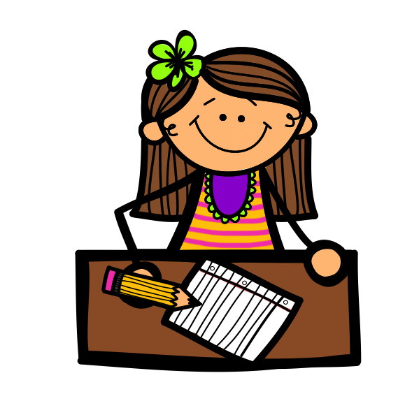 Writing Workshop Cute Clipart.