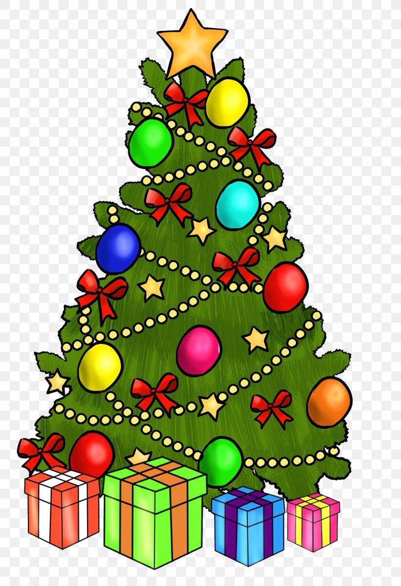 Christmas Tree Gift Clip Art, PNG, 1511x2210px, Christmas.