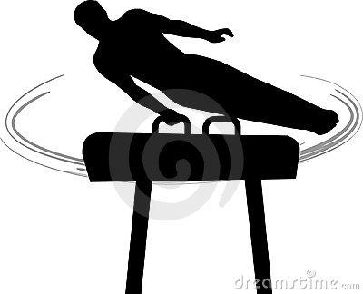Gymnastics Stock Illustrations.