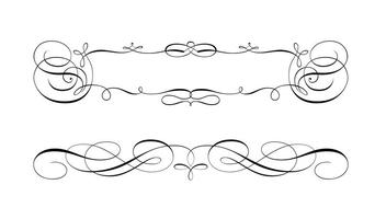 Scroll Free Vector Art.