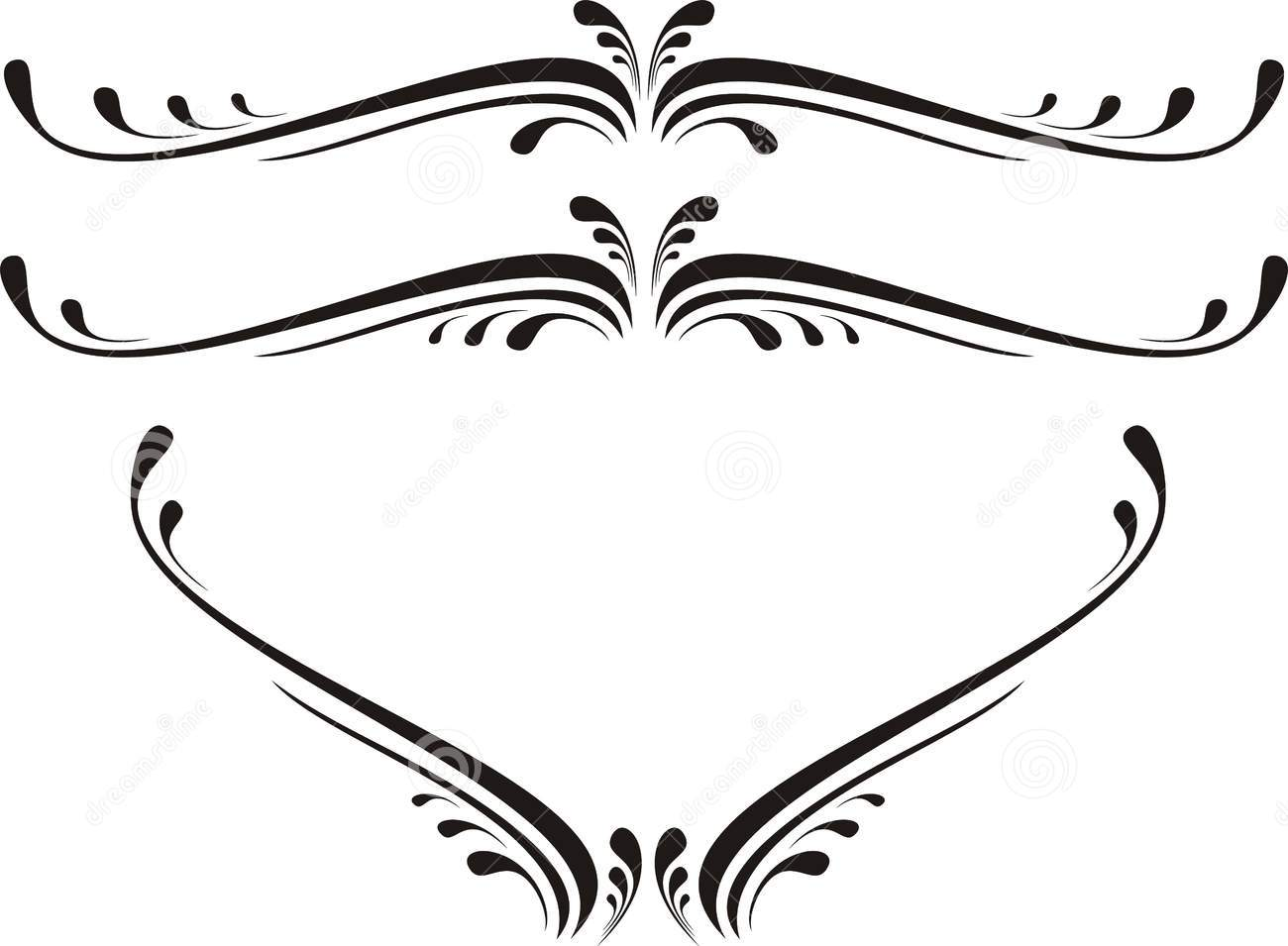 Decorative Lines Vector Png , (+) Pictures.